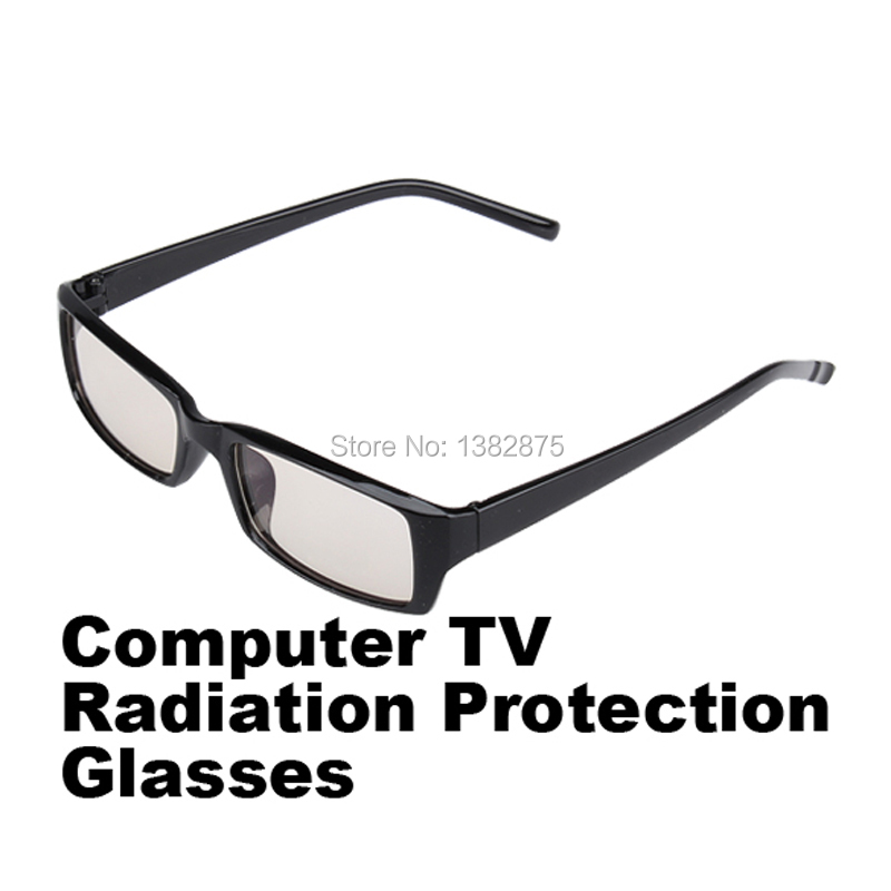 Free Shipping PC TV Eye Strain Protection Glasses Vision Radiation E TN
