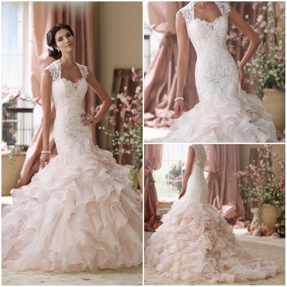 Wedding Gown Light Pink 40