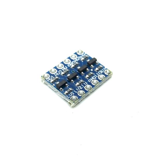 IIC I2C Logic Level Converter Bi-Directional Module 5V to 3.3V For Arduino 4 road