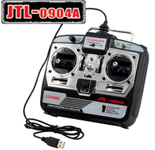 free shipping 6CH RC Simulator JTL-0904A helicopter simulator mode 1 or mode 2 P1(China (Mainland))