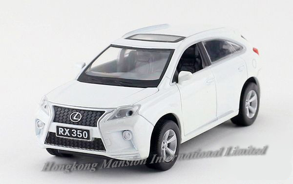 132 Car Model For LEXUS RX350 (6)