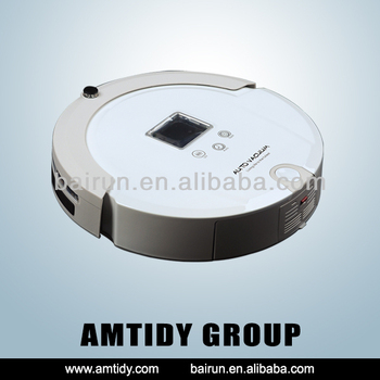(Free To Australia) Auto Robot Vacuum Newest Style Cleaning Sweeper 4 In 1 Multifunctional,LCD Screen,Self Charging