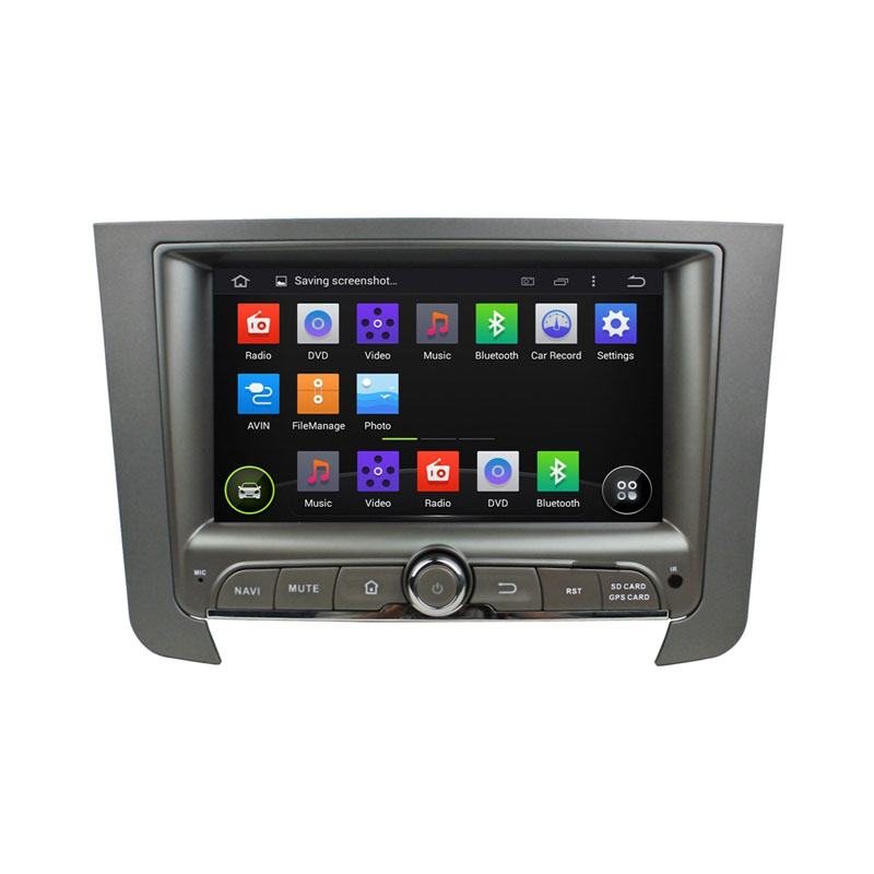ROM 16G 1024*600 Quad Core Android 5.1.1 Fit SsangYong REXTON Car DVD Player Navigation GPS 3G Radio(China (Mainland))