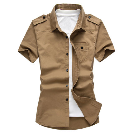 Tactical Shirt with Epaulets Long Sleeve KHAKI - IRREGULAR WHAT DOES IRREGULAR MEAN? Tru Spec holds their Military Clothing to the highest of paydayloansboise.gqlar clothing means that the manufacturer recognized a minor defect that does not meet their standards. More often than not, these defects are so tiny that they are almost never noticeable.