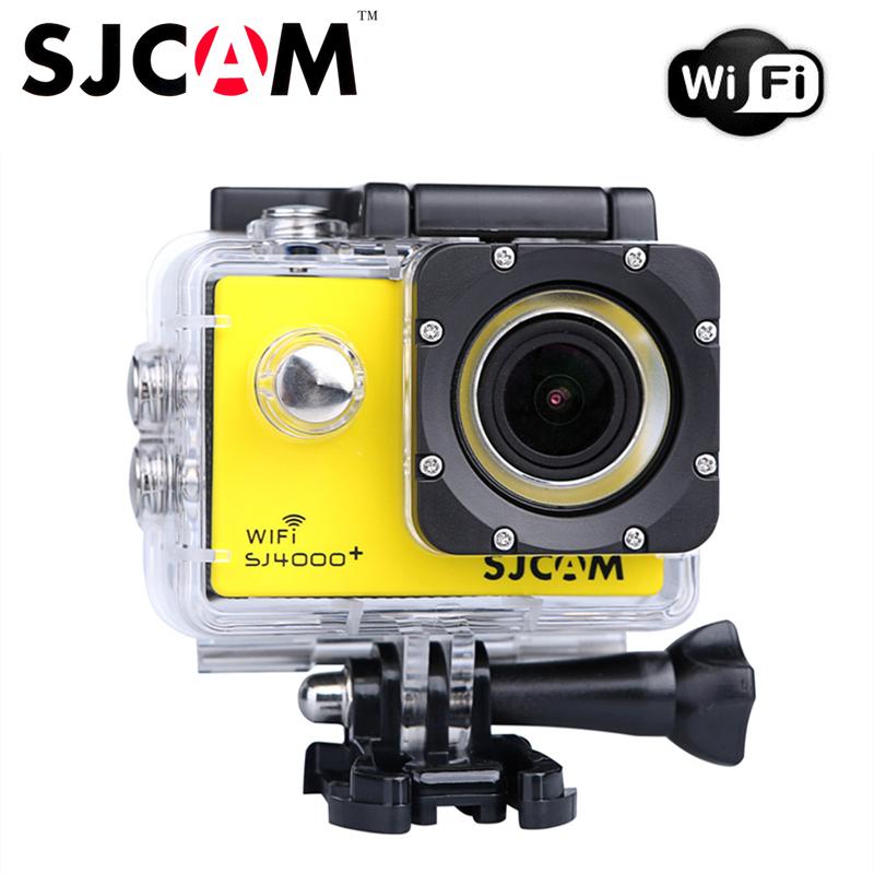 100% Original! SJCAM SJ4000 1080P Extreme Sport DV Diving Action Camera 30M Waterproof Helmet Camcorder