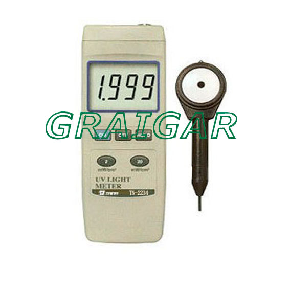 HOT SALE !TN-2234TN-2234 UVA + UVB ultraviolet radiation meter <br><br>Aliexpress
