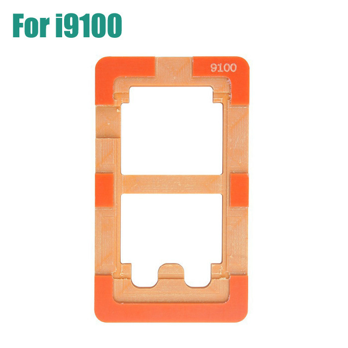 Free shipping ! screen refurbishment mould mold for samsung s2 i9100 lcd touch screen glass panel holder