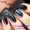 Elite99 10 ml 3d kleurrijke phantom nail gel polish chameleon gel manicure uv gel kleur poetsmiddelen moeten uv led lamp