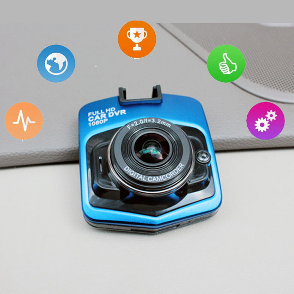 New Full HD 1080P 2 4 Inch Car DVR Camera Video CAM Recorder Night Vision Free
