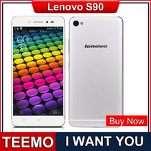 New Arrival Original in stock Lenovo Sisley S90 Phone 5″ HD IPS 1280×720 Android 4.4 Quad core 8.0MP 13.0MP Camera GPS 4G LTE