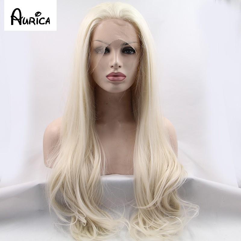 blonde wig 1