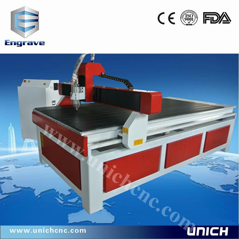 New model 1200*2400*120mm cnc wood carving machine/cnc sheet metal cutting machine(China (Mainland))