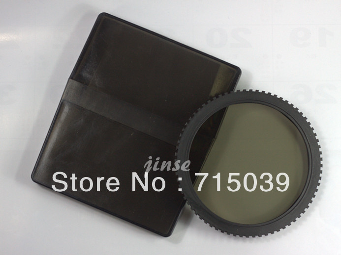 Free shipping GREEN.L Circular Polarizing C-PL CPL Filters for Cokin P Series(China (Mainland))