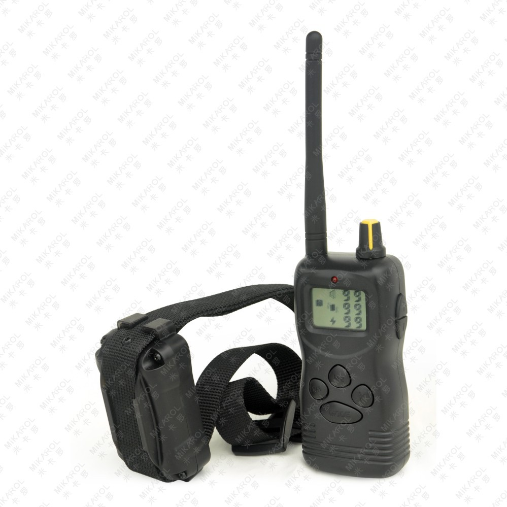 Dog Training Collar Remote Bark Control Collar with LCD Display(China (Mainland))