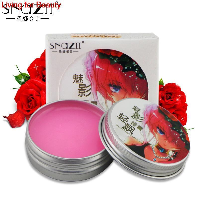 Сплошной femal бальзам прочный тело дезодорант запах крем 30 g с trakcing номер