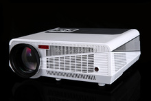 New 5600 Lumens Intelligent Projector WiFi Android 4.4 LAN Digital Video LED Projector Full HD 1080P Home Theater Projector