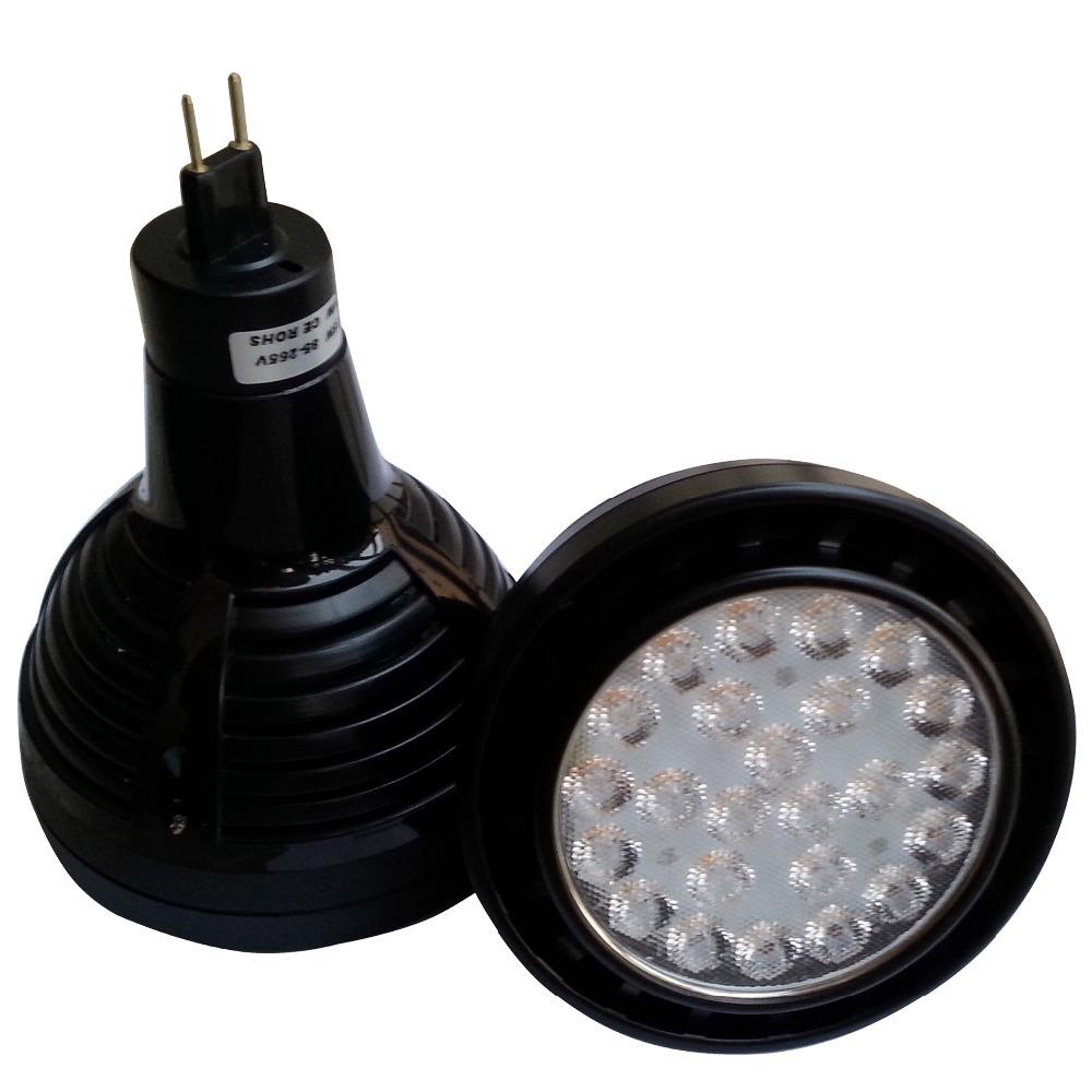 g8 5 socket 35w 24 osram leds 60 degree warm white cool white led par30 par20 spotlight light. Black Bedroom Furniture Sets. Home Design Ideas