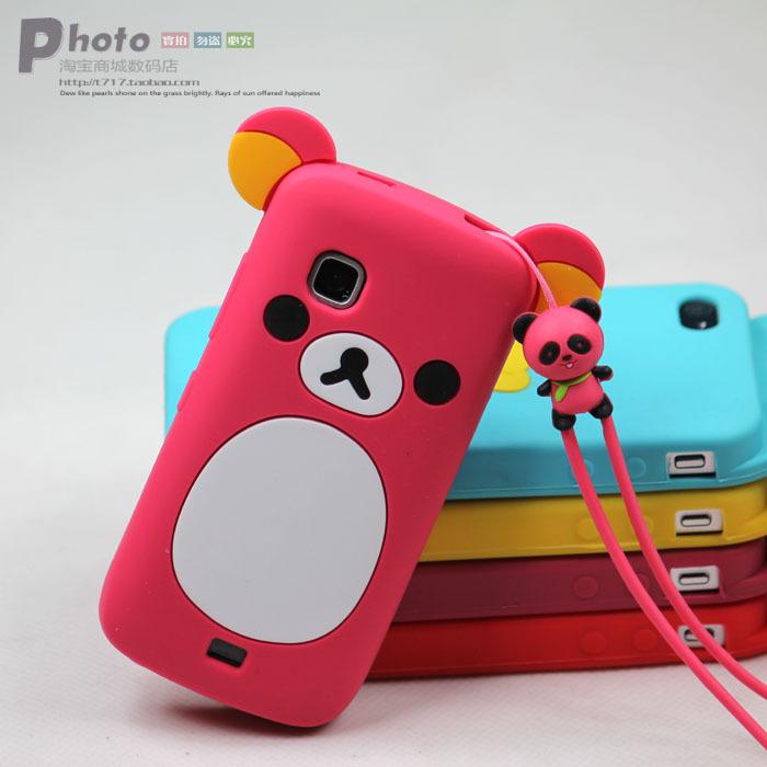 Silicon Nokia E71 Case For Nokia E71 Mobile