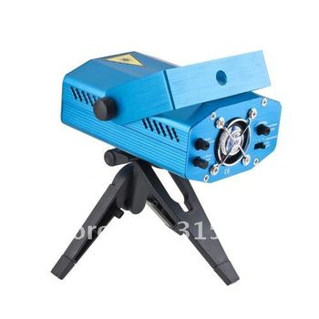 Free Shipping Mini LED Laser Stage Lighting DJ Disco Party Bar Club Projector Remote Control