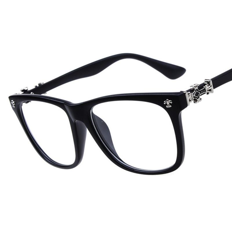 2014 new cross glasses frame flat light glasses
