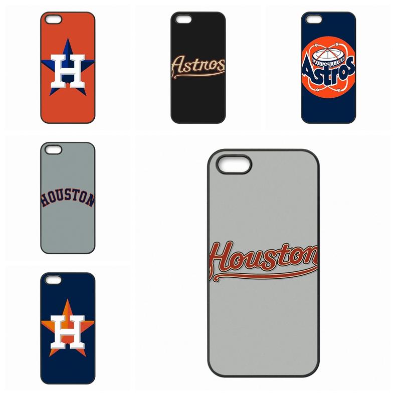 For Huawei P6 P7 P8 mini Lite Honor 3C 4C 6 7 Mate 7 8 P9 Plus G6 G7 G8 4X 5X MLB Houston Astros TPU Hard Plastic(China (Mainland))