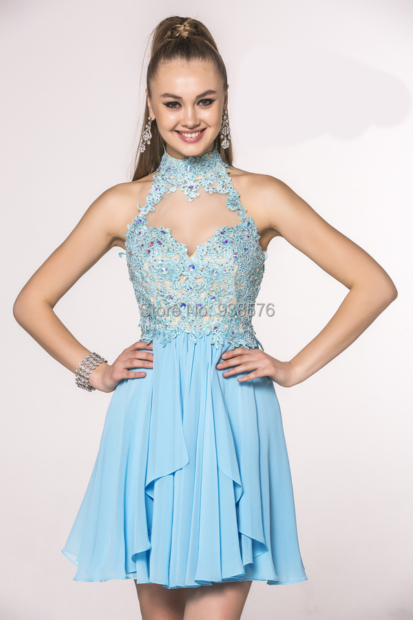 Gallery For > Light Blue Dresses For Teenagers