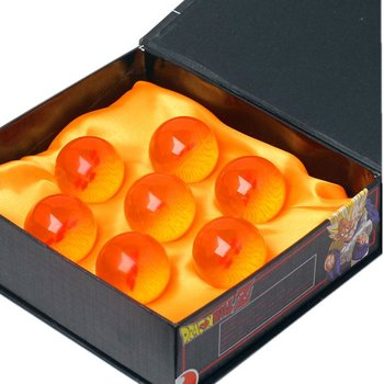 Free shipping Dragon ball Z star crystal ball set of 7pcs,Size DIN:1.6Inch(4cm)