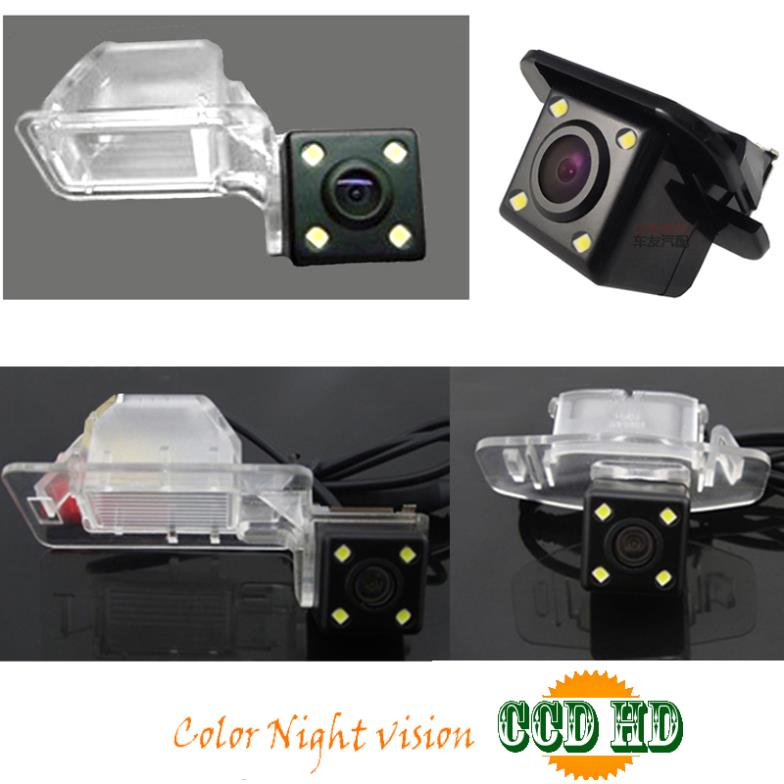 ccd HD 4 LEDS Car rear view parking Camera for Great wall hover Florid cross H3 M3 C50 H5 H6 C30 Cowry Cowr V80 reversing camera(China (Mainland))