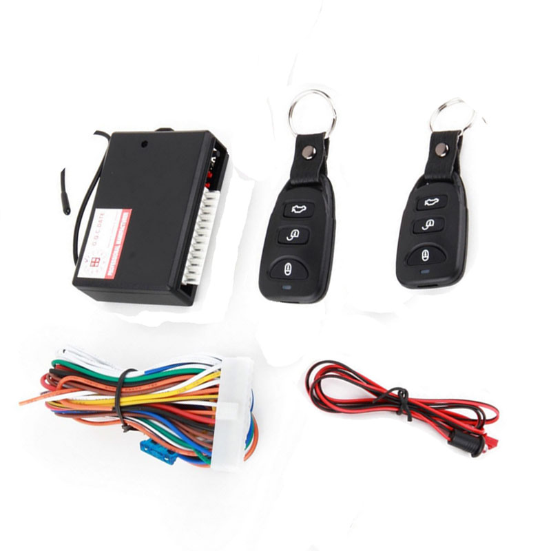 Remote Control Central Door Locking Conversion Lock Kit Keyless Entry System For VW Golf mk4 mk5 Free shipping(China (Mainland))