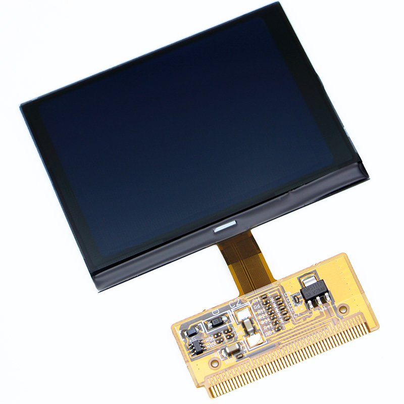 Free Shipping VDO LCD CLUSTER Display Screen For Audi A3 A4 A6 For Volkswagen For VW For Passat For Seat New(China (Mainland))