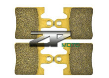 Buy Organic Kevlar Brake Pads STREET FJR 1300 AEV/AEW/AEX/AEY Electric Shift 2006-2009 Front OEM New High for $20.32 in AliExpress store