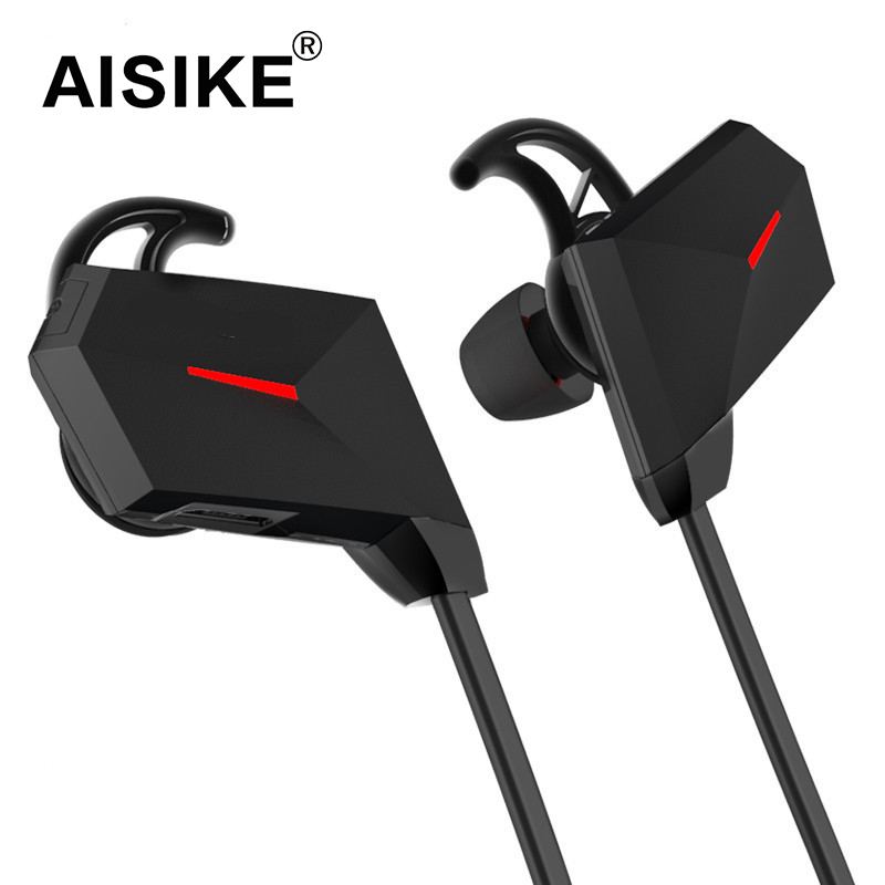 AISIKE sport earphone bluetooth V4.1 headphone stereo earphone wireless headset handfree earpods universal Auriculares(China (Mainland))