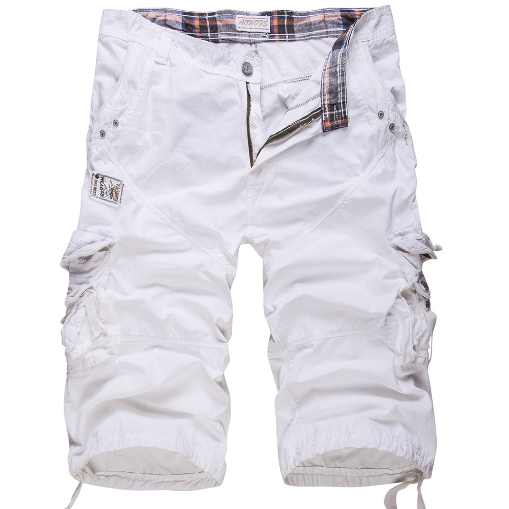 Popular Mens White Cargo Shorts-Buy Cheap Mens White Cargo ...