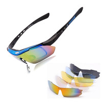 WOLFBIKE UV Protection Polarized Cycling Glasses Bike Casual Goggles Outdoor Sports Bicycle Sunglasses With 5 Lens