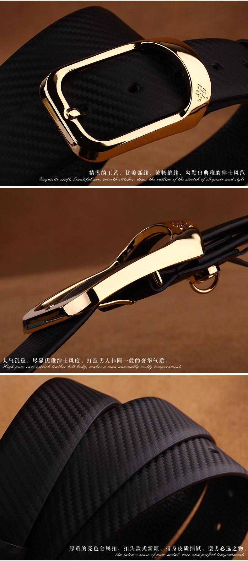 2014 Designer men belts nature cowskin leather Brand Luxury belt High Quality Genuine Leather Belts for Men Male Strap MBP021-4B