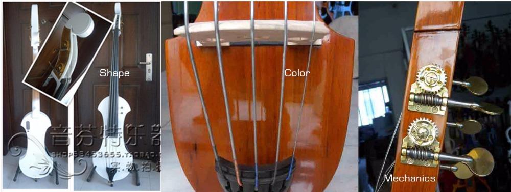 Hard Glass Fiber Case White violin case square box violin glazed steel box quality violin box<br><br>Aliexpress