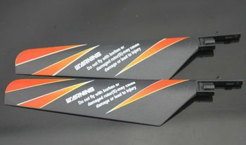 4XMain Rotor Blade Set For V911 R/C Helicopter Spare Parts V911_02 Free Shipping