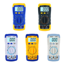 Buy A830L LCD Digital Multimeter DC AC Voltmeter Ammeter Multi Tester Voltage Diode Freguency Tester for $7.01 in AliExpress store