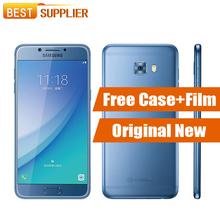 "Buy 2017 New Original Samsung Galaxy C5 Pro C5010 4GB RAM 64GB ROM Fingerprint Dual SIM 5.2"" GPS NFC 16.0MP 4G LTE Smartphones -24hours On line-Brand Original phone Store) for $259.88 in AliExpress store"