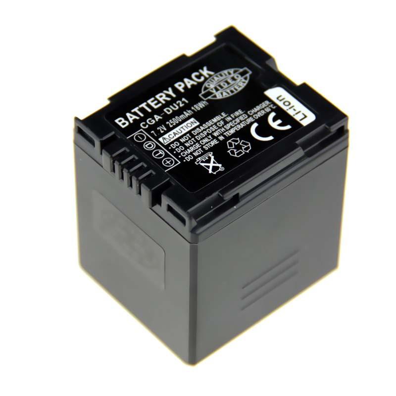 Гаджет  Digital Boy 7.2V 2500mah 1pcs CGA-DU21 CGADU21 Li-ion Camera Battery For Panasonic PANASONIC CGR-DU06 CGA-DU06 drop shipping None Электротехническое оборудование и материалы
