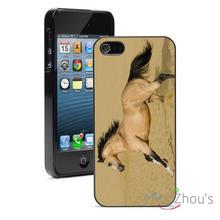 Quarter Horse Stallion Protector back skins mobile cellphone cases for iphone 4/4s 5/5s 5c SE 6/6s plus ipod touch 4/5/6