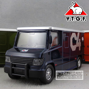 1:32 acousto-optic version Liangyou armored car escort trucks alloy toy model car with two doors(China (Mainland))
