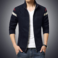 Free Shipping 2016 spring Mens Jackets Slim Top Designed male Coats long sleeve casual military jackets