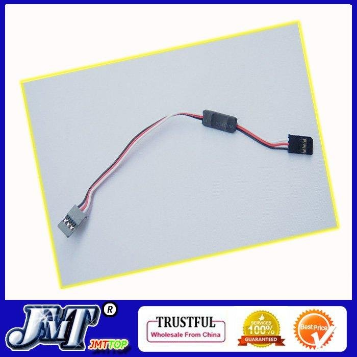 Tarot ZYX-S GYRO Connection Cable ZYX10 for Futaba S.Bus S-Bus receiver ZYX 10 F02286(China (Mainland))