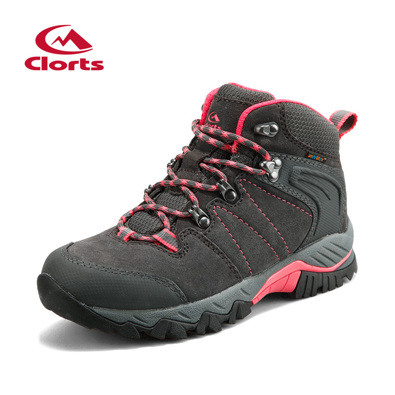 2016 Clorts Women Hiking Shoes Waterproof Mountain Shoes ...