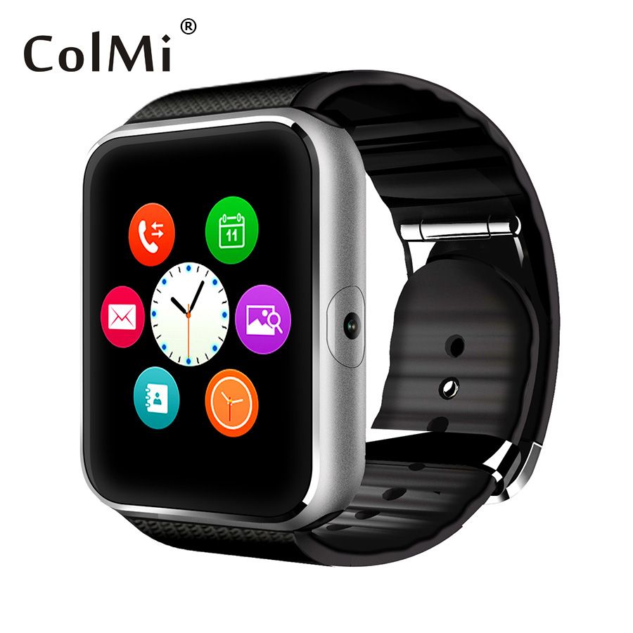 product Colmi VS30 SmartWatch Bluetooth Clock Heart Rate Tracker Passometer Sleep Tracker Call Reminder <font><b>Answer</b></font> Dial Cal Push Message
