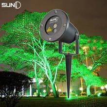 Nueva GR 220 v 110 V Proyector Láser Led Del Paisaje Al Aire Libre de Interior Impermeable Garden Home XmasTree Mini Espectáculo de Iluminación(China (Mainland))