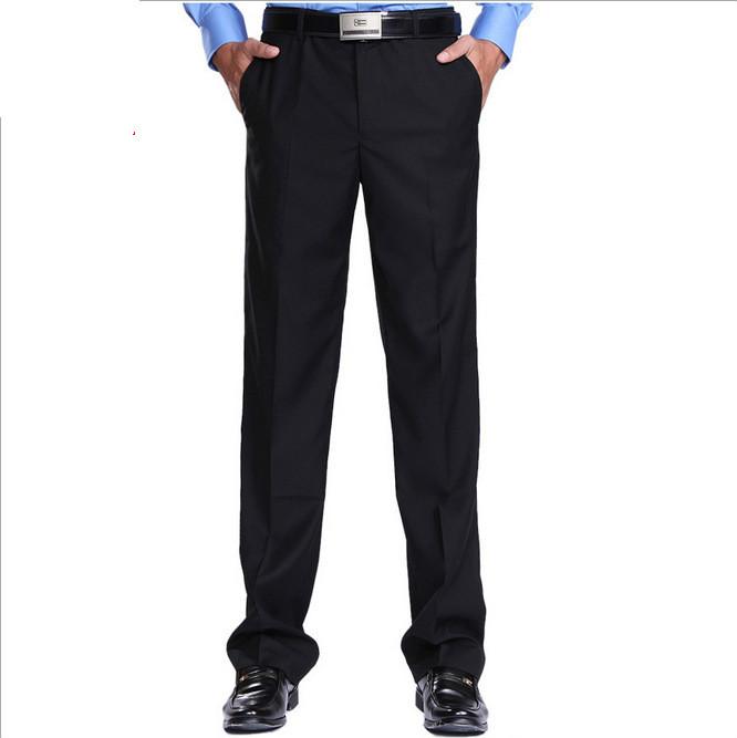 2016 New Restaurant Uniforms Pants Kitchen Chef Pants Food Service Waiter Pants Chef Working Pants(China (Mainland))