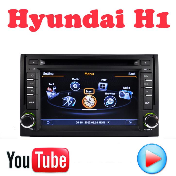 Hyundai I800 Price: Car DVD Hyundai H1 Starex IMAX ILOAD I800 GPS Car PC