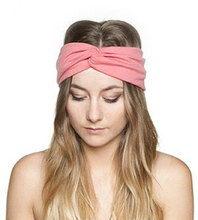 popular headband turban fashion